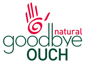 GoodbyeOuch logo